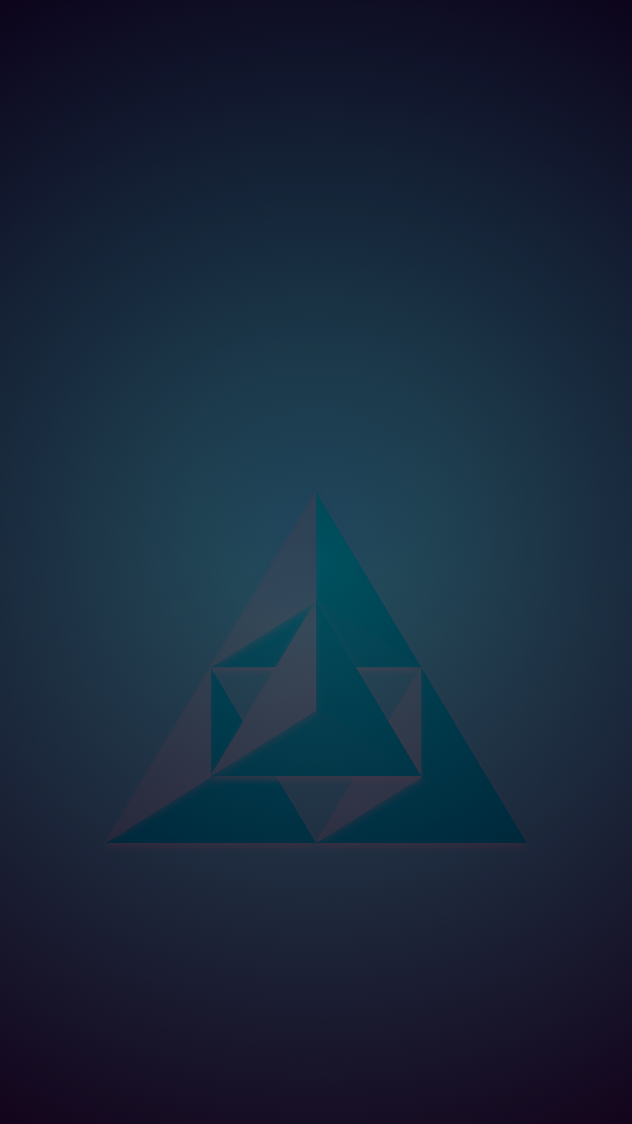 Angular Wallpaper - Home Screen