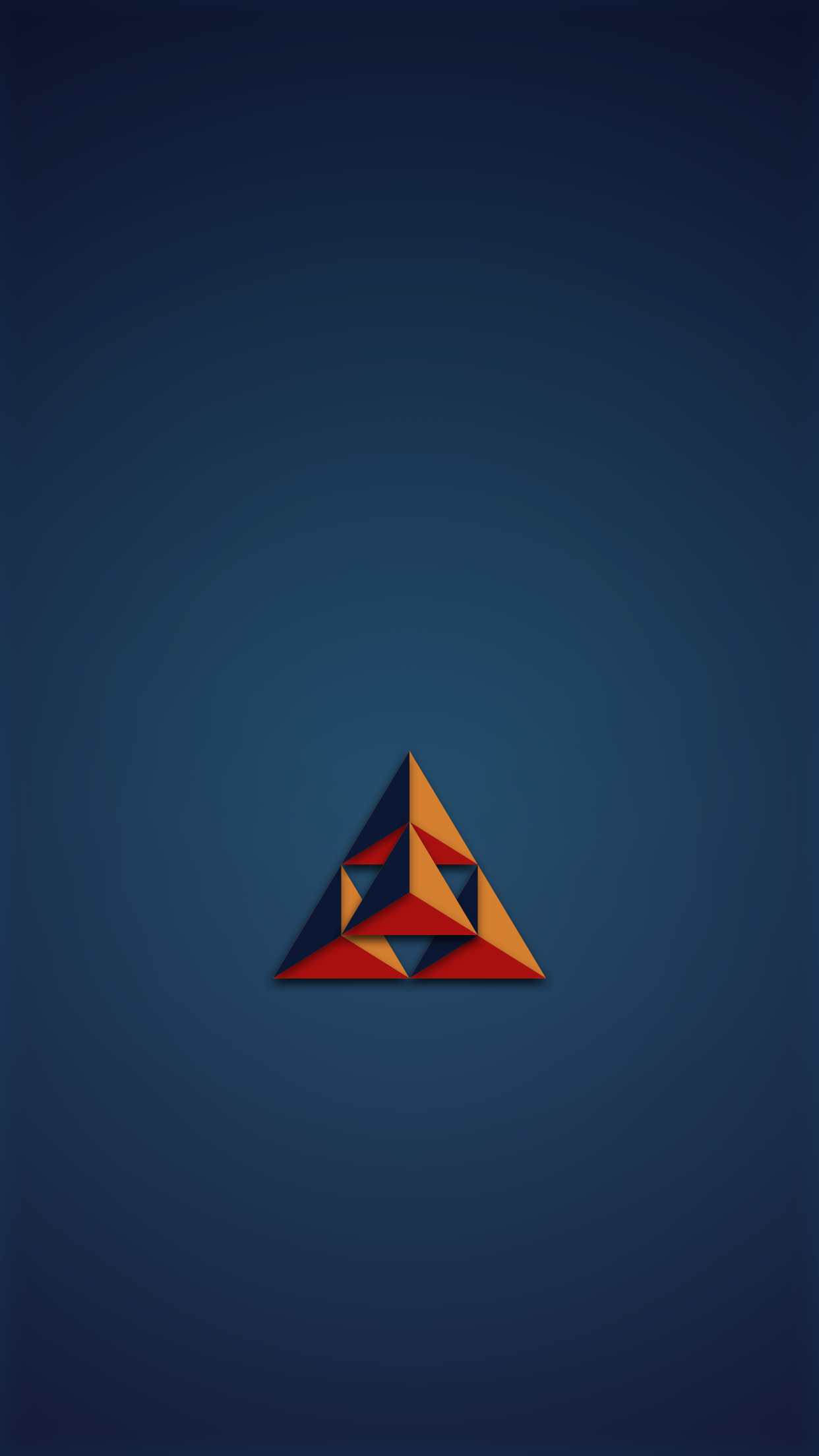 Angular Wallpaper - Lock Screen