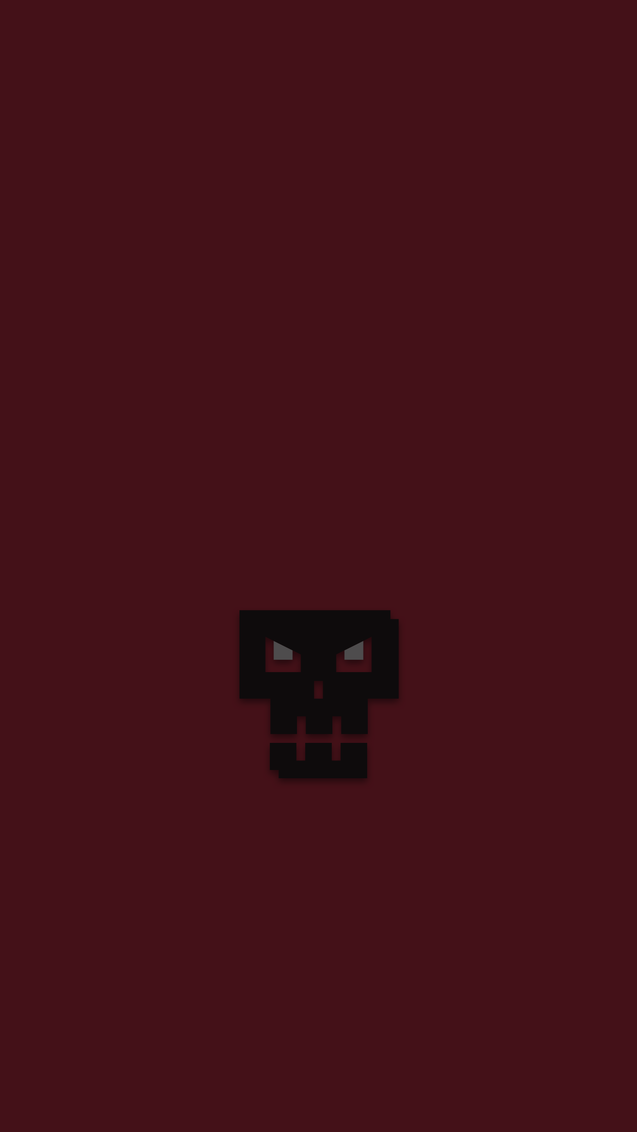 Skullson Wallpaper - Home Screen